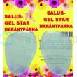 Salus Gél Star harántpárna 7105