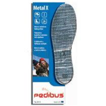Pedibus 3014 Metal X alufóliás téli talpbetét