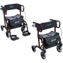 Rollátor és betegszállító szék egyben, Drive Diamond