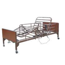 BELLA félautomata 3 funkciós elektromos ápolási ágy