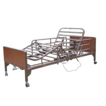 DONNA 3 funkciós elektromos ápolási ágy