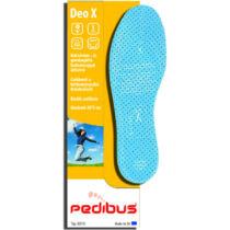 Pedibus 3010 Deo X antibakteriális méretrevágható talpbetét