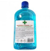Biocid aktív higéniai alkohol kézfertőtlenítő 70 %-os 500 ml