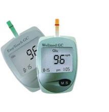 Vércukor- és koleszterin mérő szet Easy Touch Wellmed ET- GC