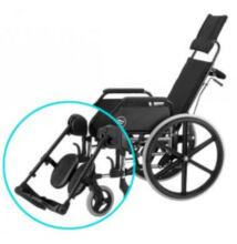 B-4200/P dönthető háttámlával, módosított lábtartóval