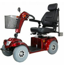 Elektromos moped 4 kerékkel KKSZ4