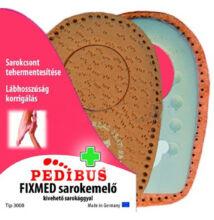 Pedibus 3008 Fixmed lyukas sarokemelő bőr