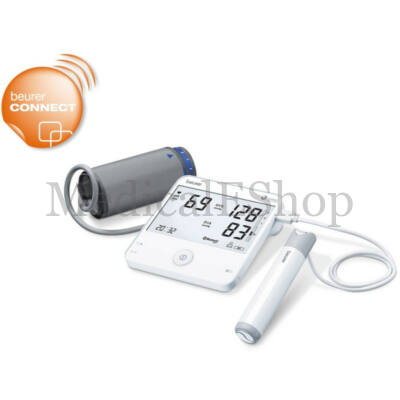 Beurer BM 95 BT EKG / ECG Felkaros vérnyomásmérő
