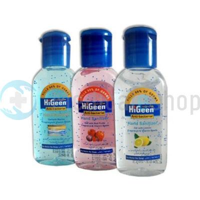 Higeen kézfertőtlenítő gél 50 ml