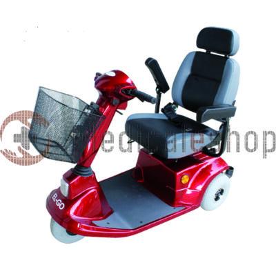 El-GO három kerekű elektromos moped