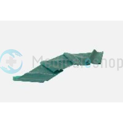 Thera-Band 1,5 m zöld erős erősítő gumiszalag