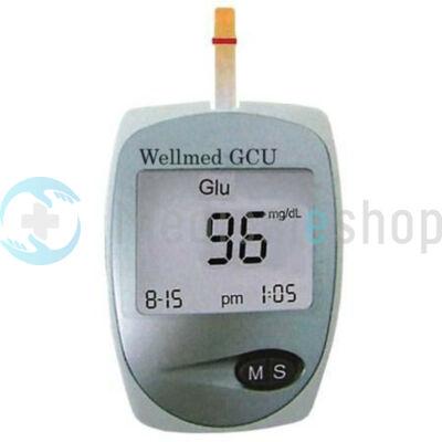 Wellmed Easy Touch vércukor- koleszterin és húgysav mérő készülék