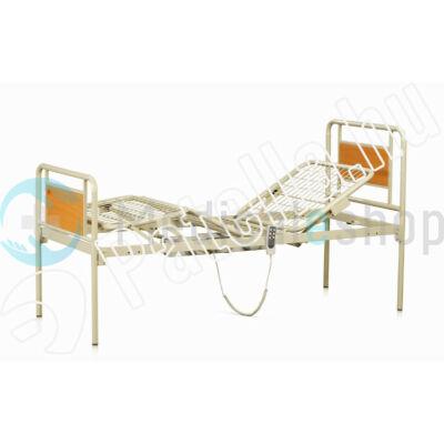 Elektromos iker motoros  betegágy fém ágykerettel FLORA