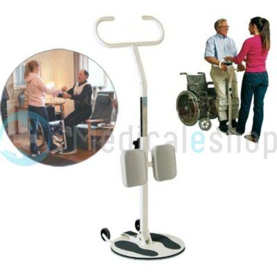 Betegállító betefordító segédeszköz