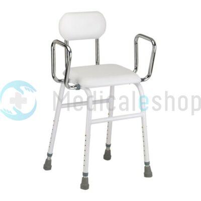 Életviteli szék kartámasszal