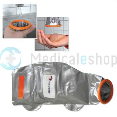 Hordozható táska WC zacskó - férfi