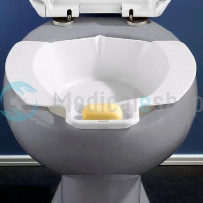 WC kagylóra helyezhető bidé