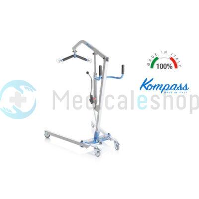 Hidraulikus betegemelő lift KOMPASS-800 COMPACT 135 kg teherbírás