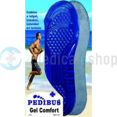 Pedibus 7100 Gel Comfort hosszú géles gyógytalpbetét