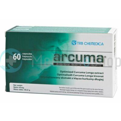 Arcuma kapszula 60 db-os