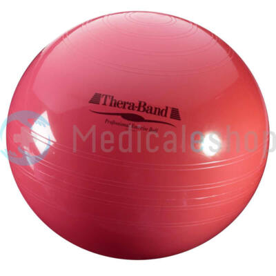 Thera-Band 55 cm piros ABS gimnasztikai labda (155-165 cm testmagasság)