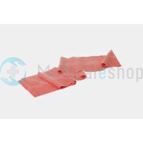 Thera-Band 1,5 m piros közepes erősítő gumiszalag
