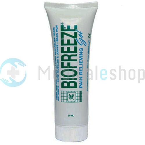 Biofreeze hidegterápiás fájdalomcsillapító krém 30 gr/tubus