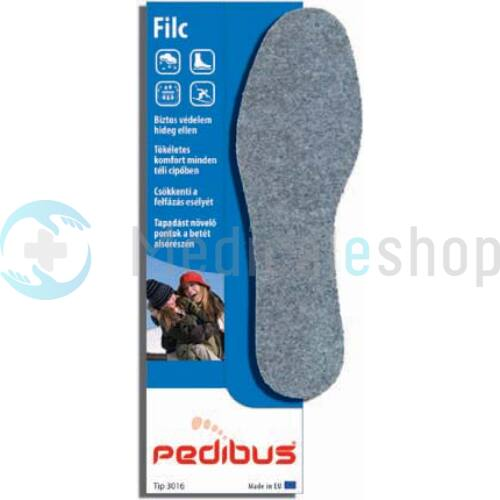 Pedibus 3016 Filc talpbetét