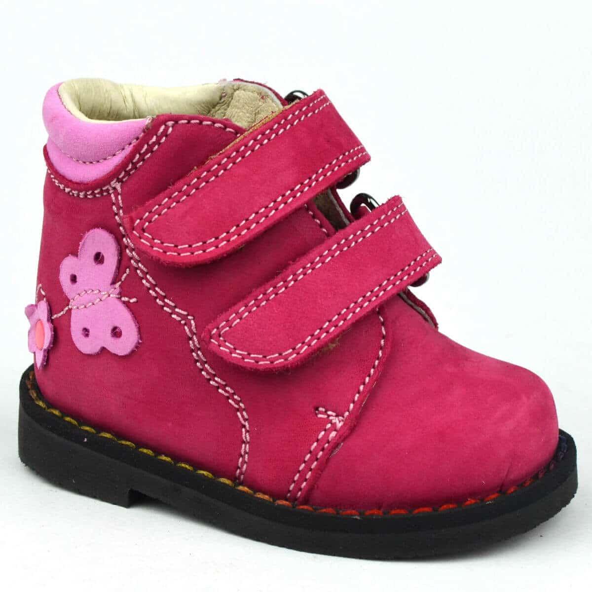 Prémium keskeny Flo 810 Salus gyermek cipő lány 25 30